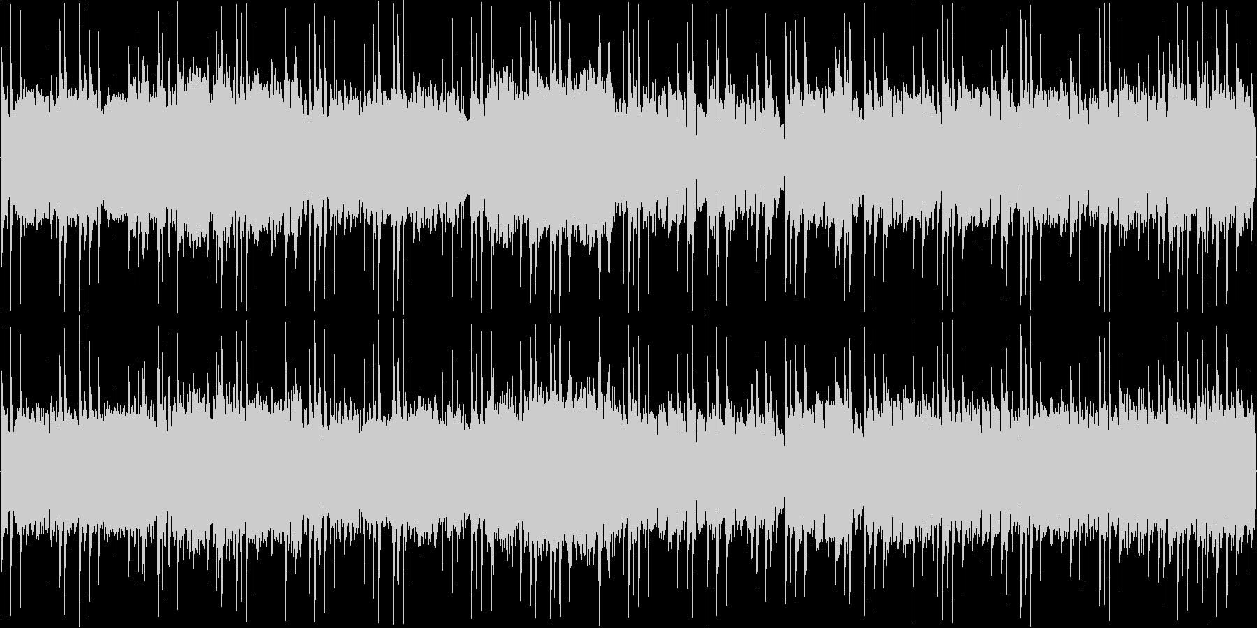 ファンタジー系のRPGなどの編成画面な…の未再生の波形
