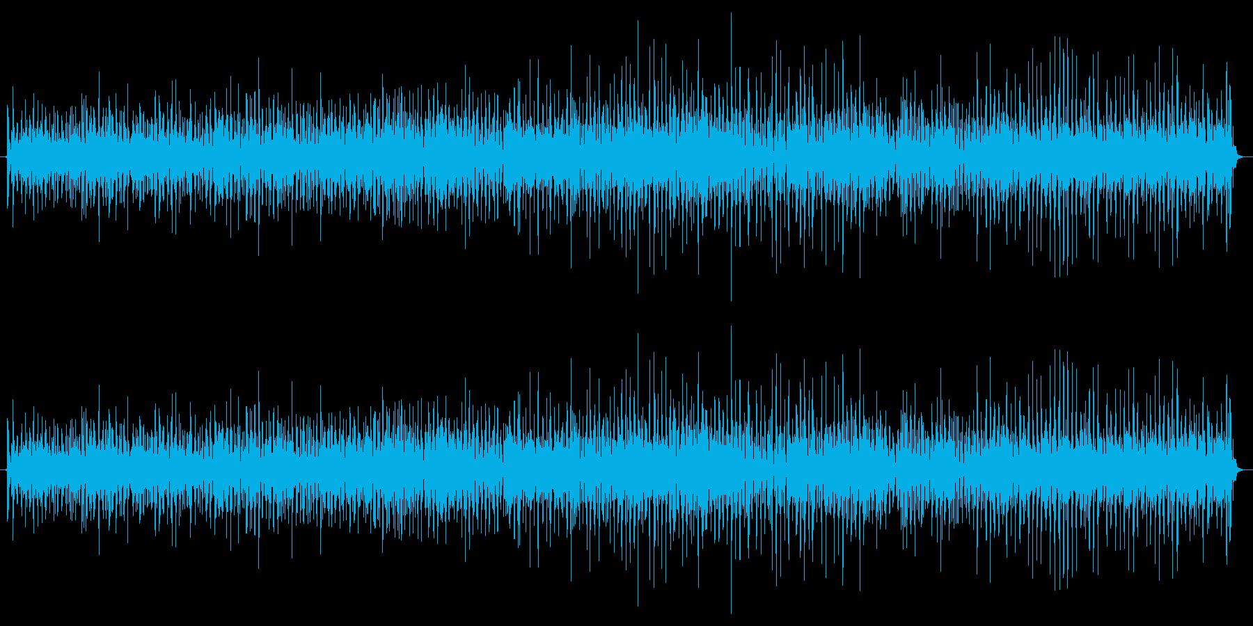 カラカラ ガラガラの再生済みの波形