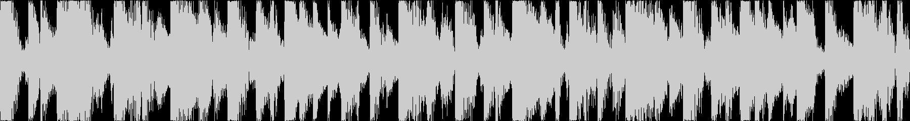 BGM07 クラビネット 10秒ループの未再生の波形