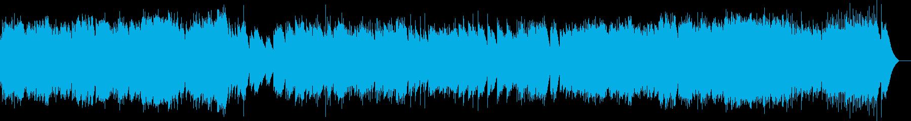 小組曲 4.バレエ(オルゴール)の再生済みの波形