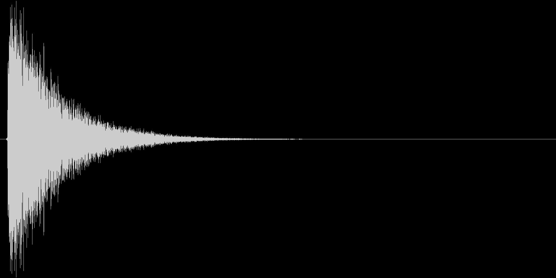 カーン(特殊攻撃、魔法、バリア)の未再生の波形