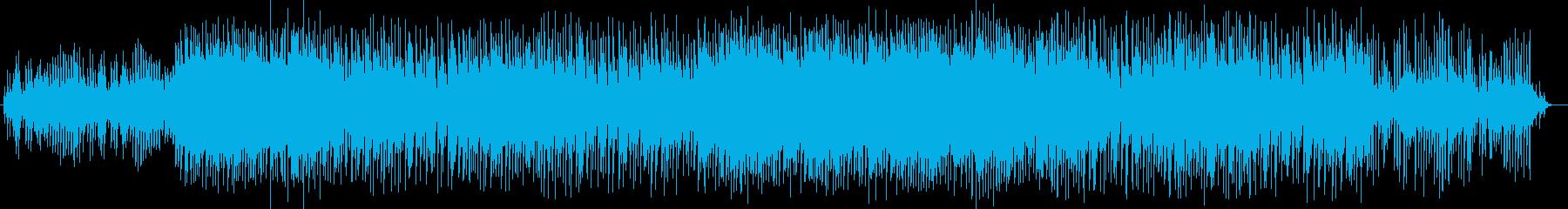 可憐でメロディアスなピアノバラードの再生済みの波形