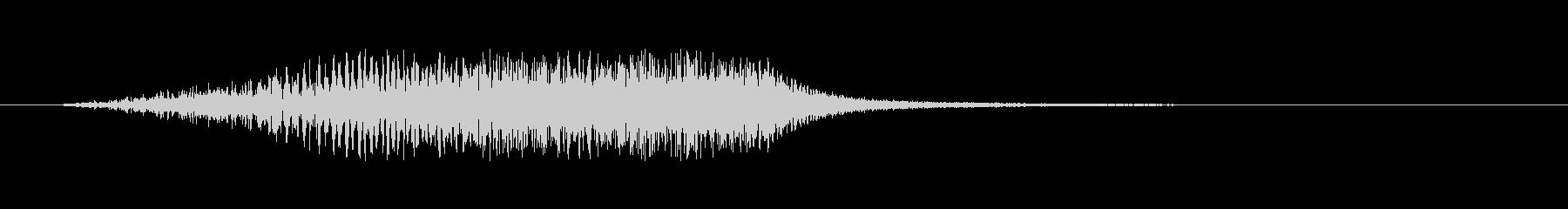 【ショートブリッジ16-3】の未再生の波形