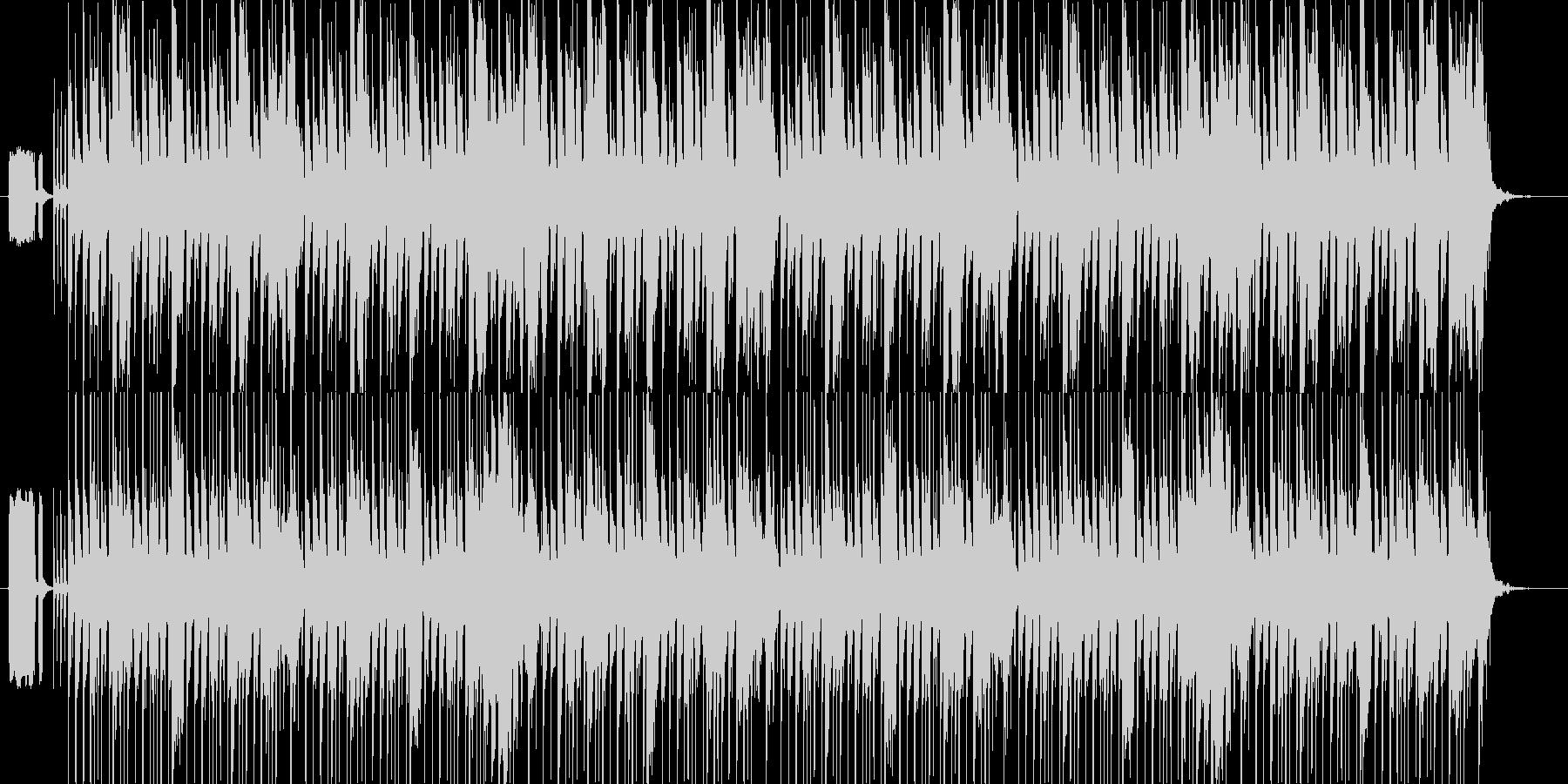 子供向けアプリのオープニングBGMのイ…の未再生の波形