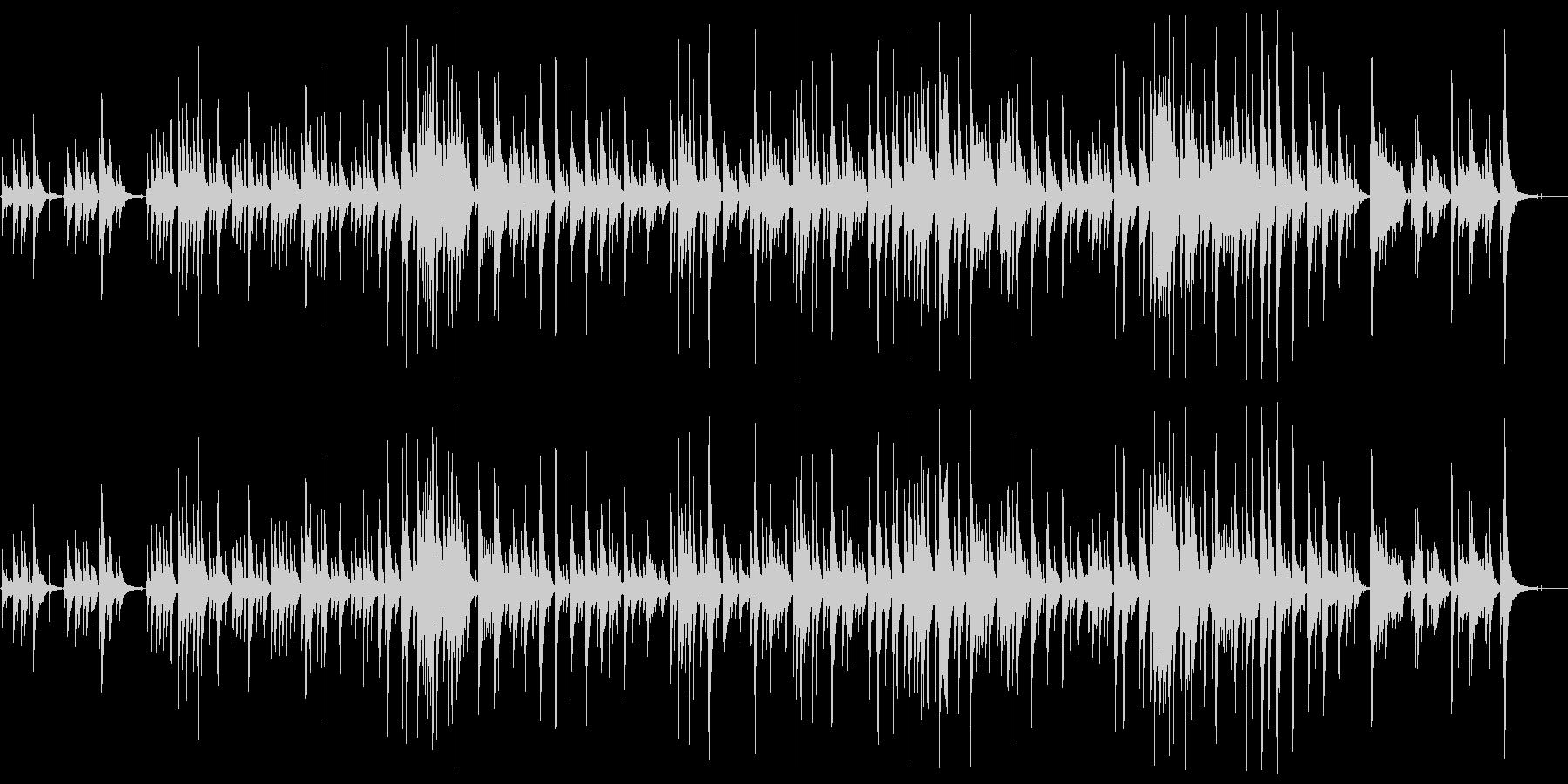 オクラホマミキサーウクレレソロアレンジの未再生の波形