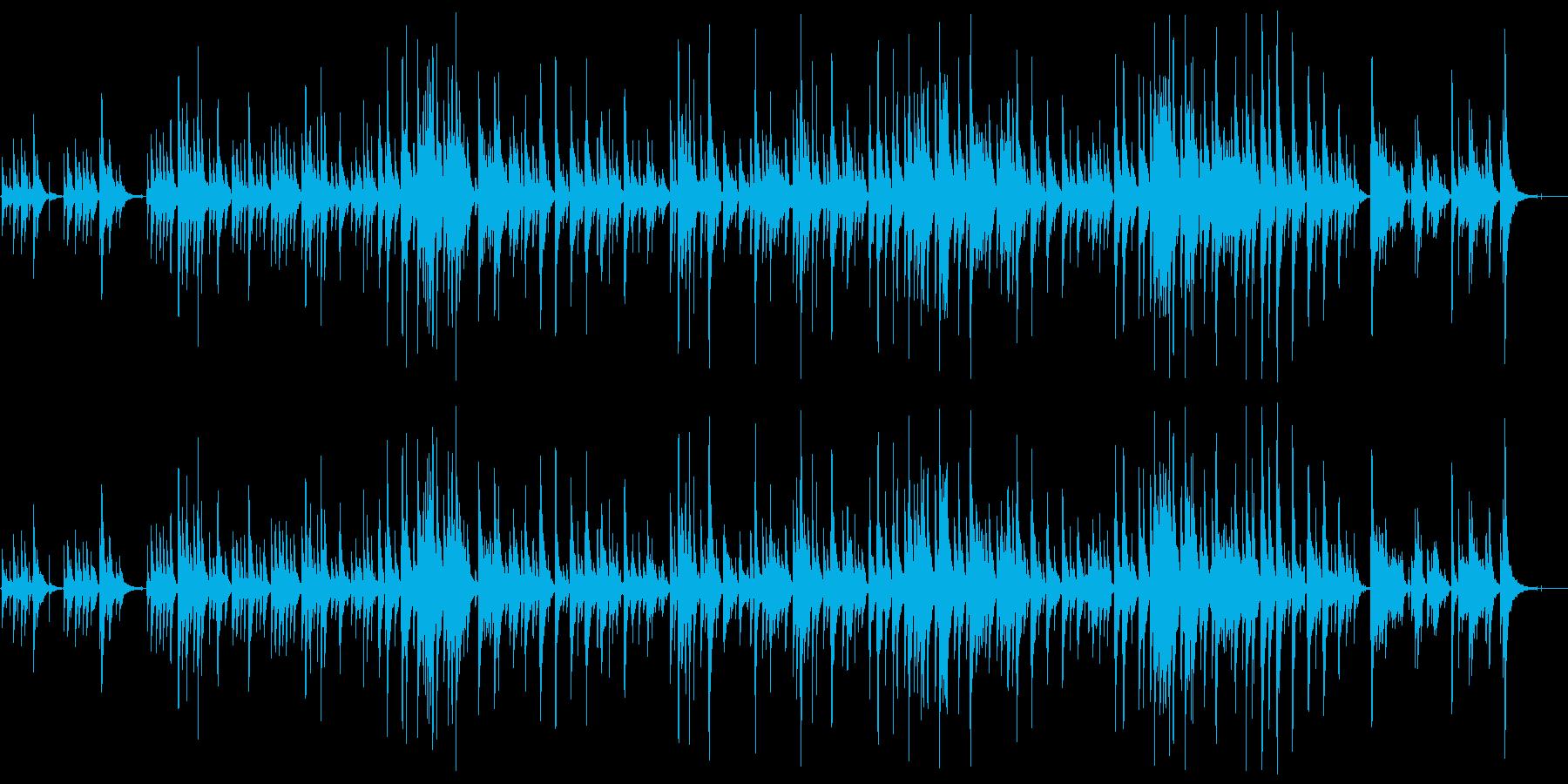 オクラホマミキサーウクレレソロアレンジの再生済みの波形
