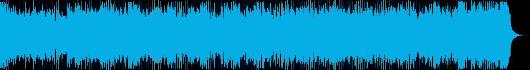 メタルチューン ショート版 戦闘向け風の再生済みの波形