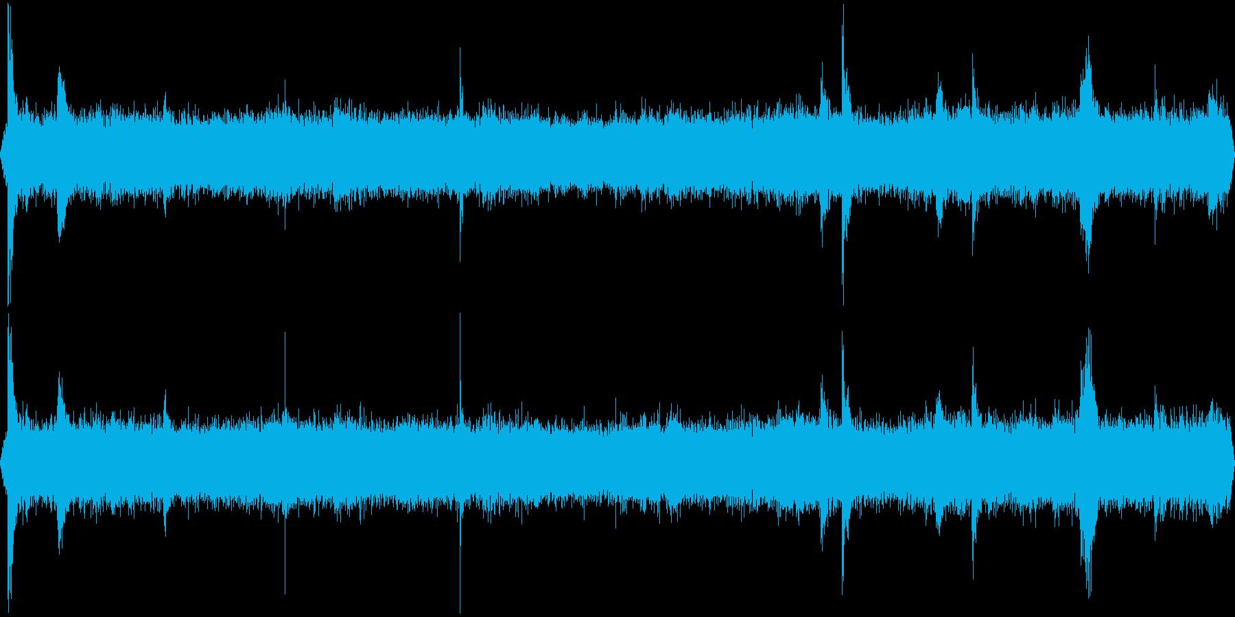 大浴場(環境音)の再生済みの波形