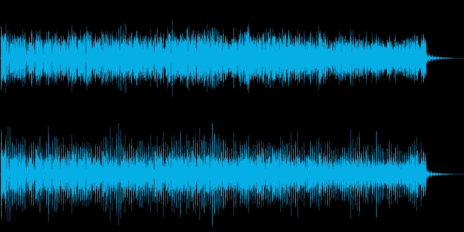 【レゲエ】 沼 熱帯雨林 【ダブ】の再生済みの波形