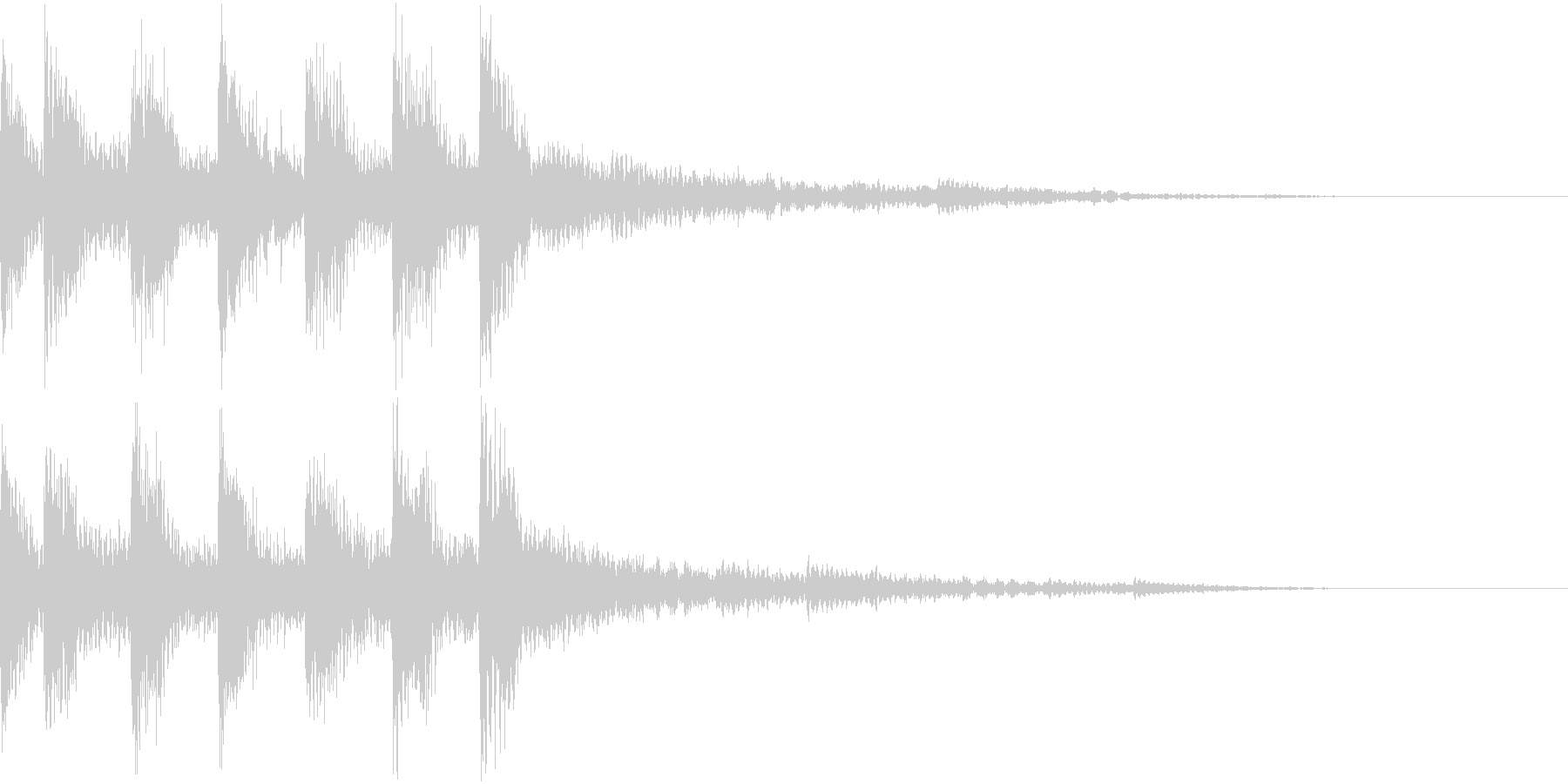 ファンファーレ 公開 フラグ 表示の未再生の波形