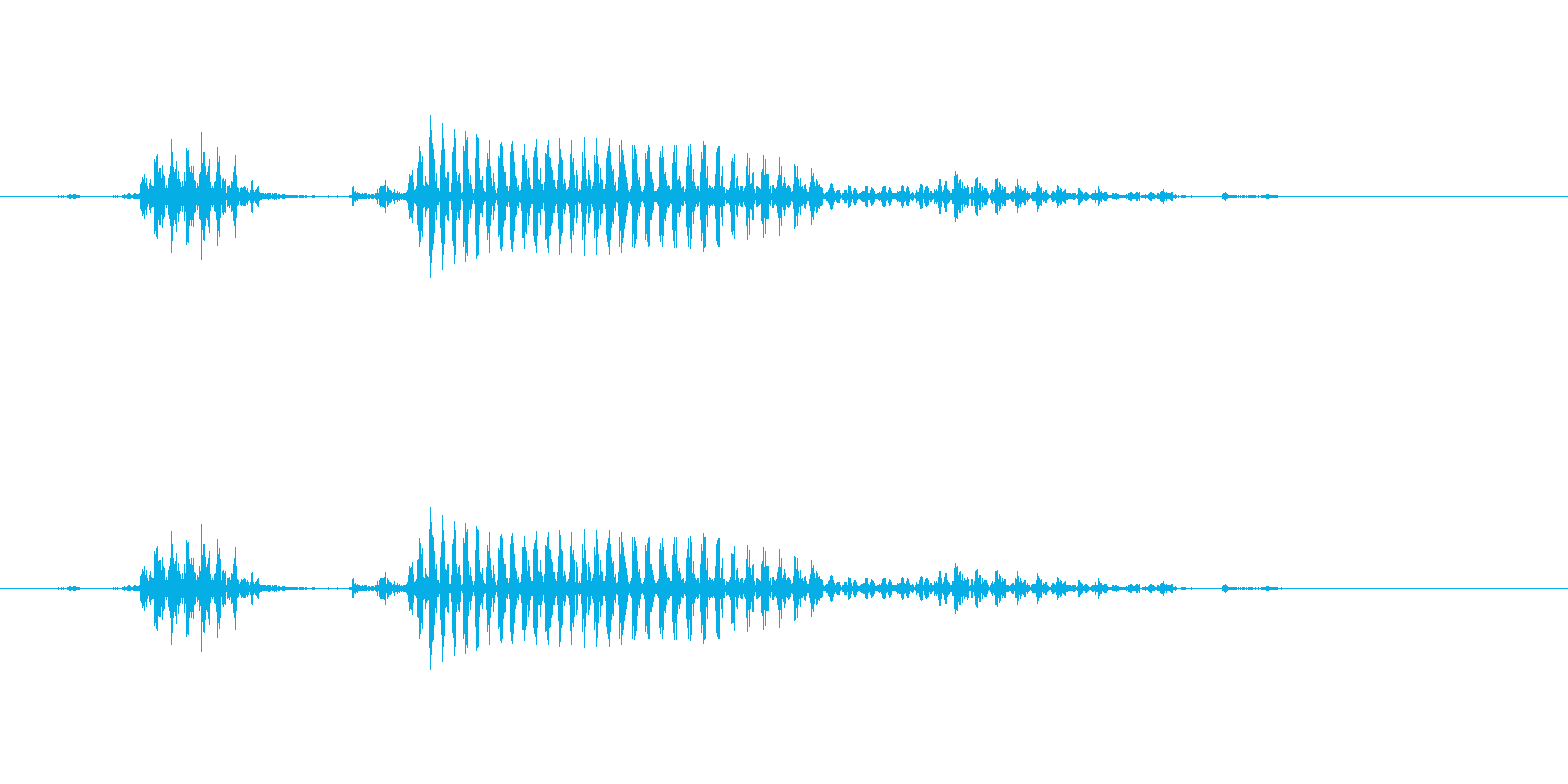 和歌山(県名)の再生済みの波形