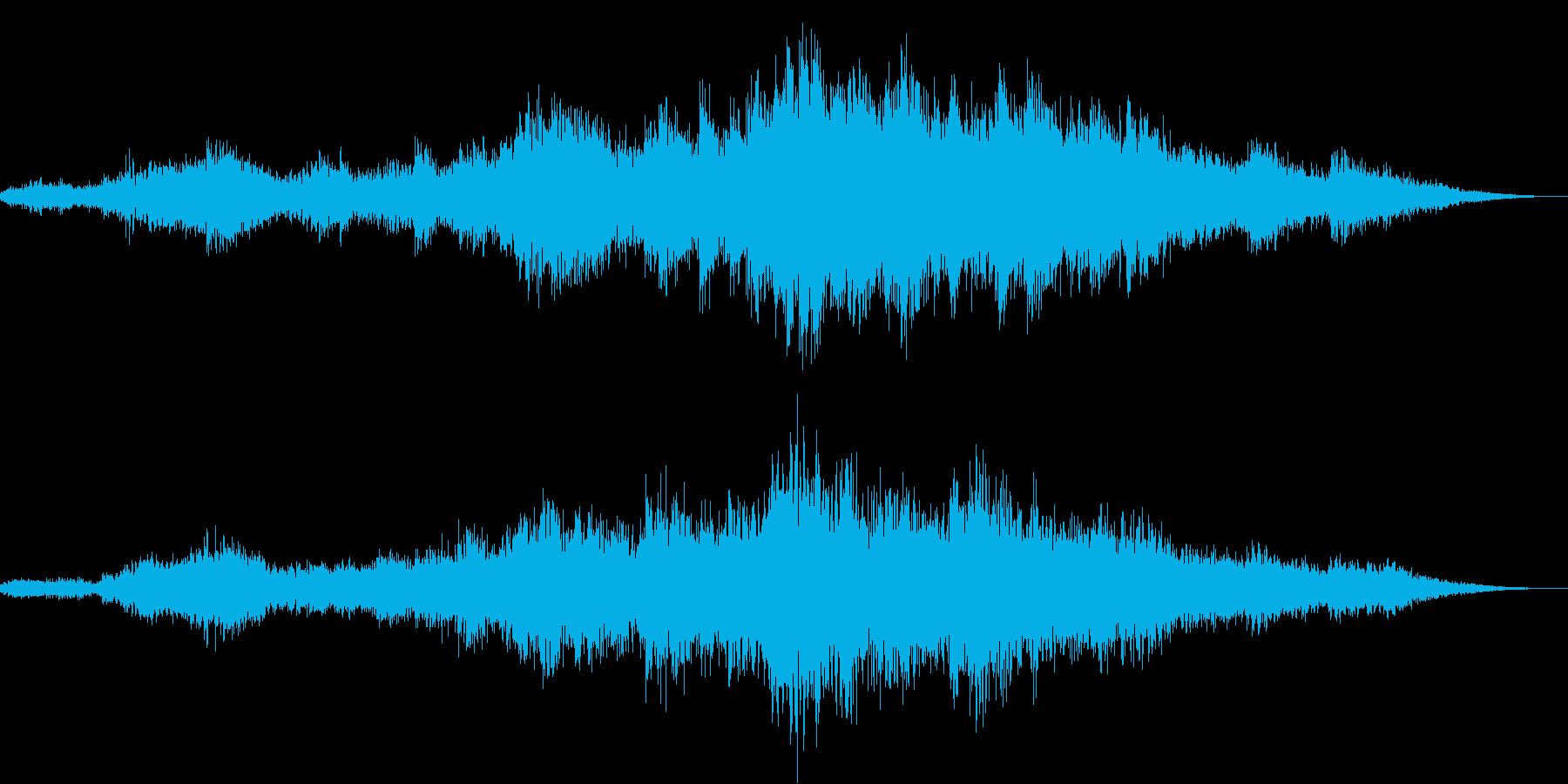 キラキラキラ (回復、復活の魔法)の再生済みの波形