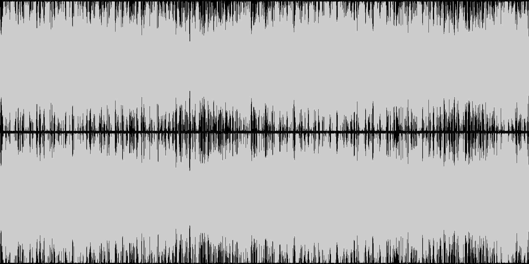 幻想的なシンセとピアノのポップスです。の未再生の波形