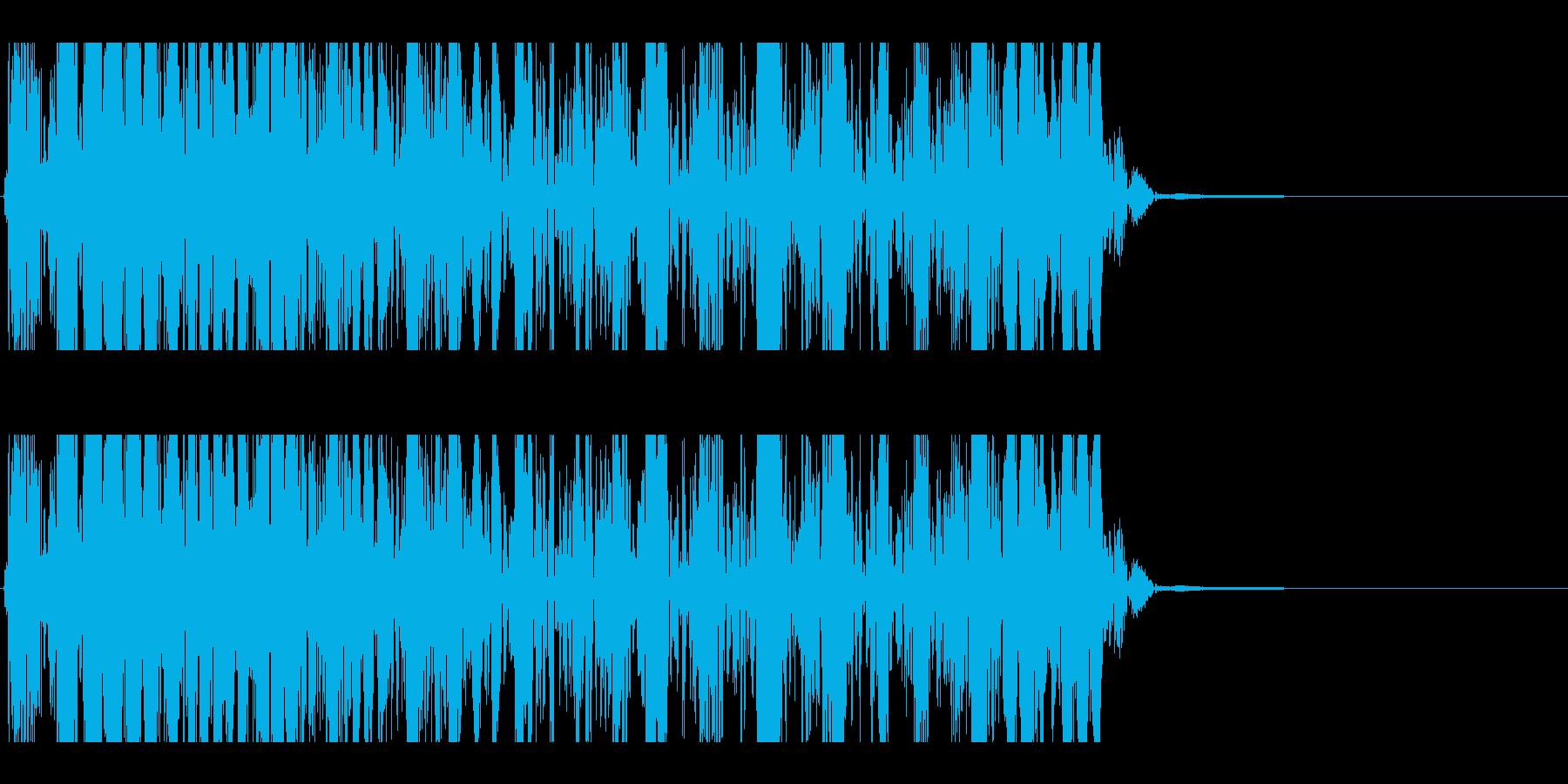 ズバッと斬る_09(刀・刺す・斬撃系)の再生済みの波形
