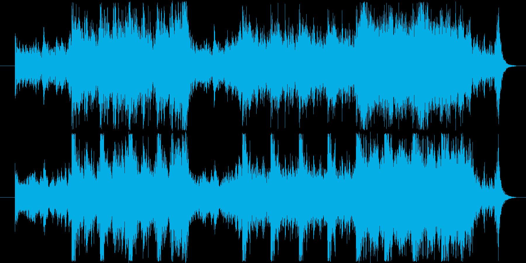 劇半に使用可能な映画サウンドです。の再生済みの波形