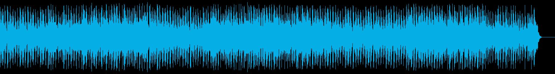旅 紀行 CM PR タイトル 情報の再生済みの波形