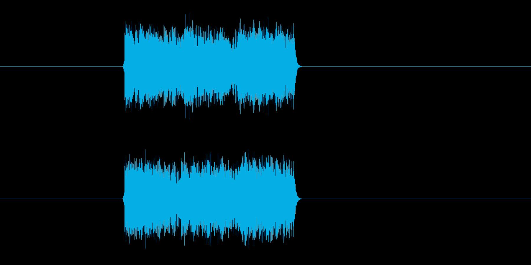 ゲーム、クイズ(正解)_010の再生済みの波形