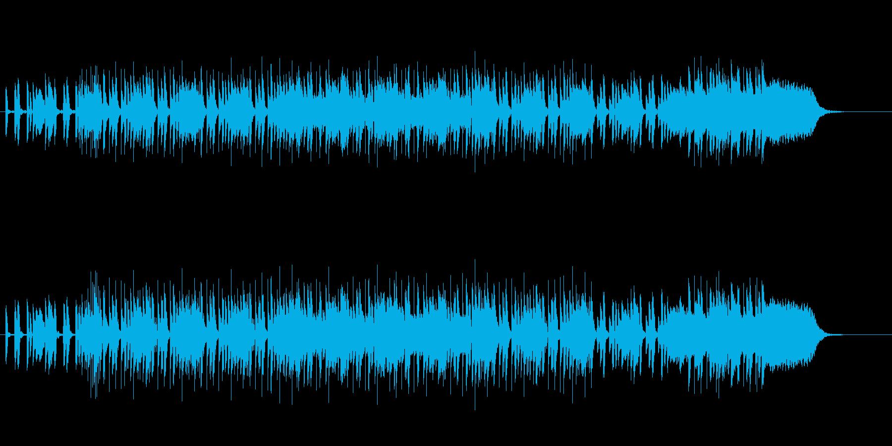 類型的叙情派エレクトリック・ポップスの再生済みの波形