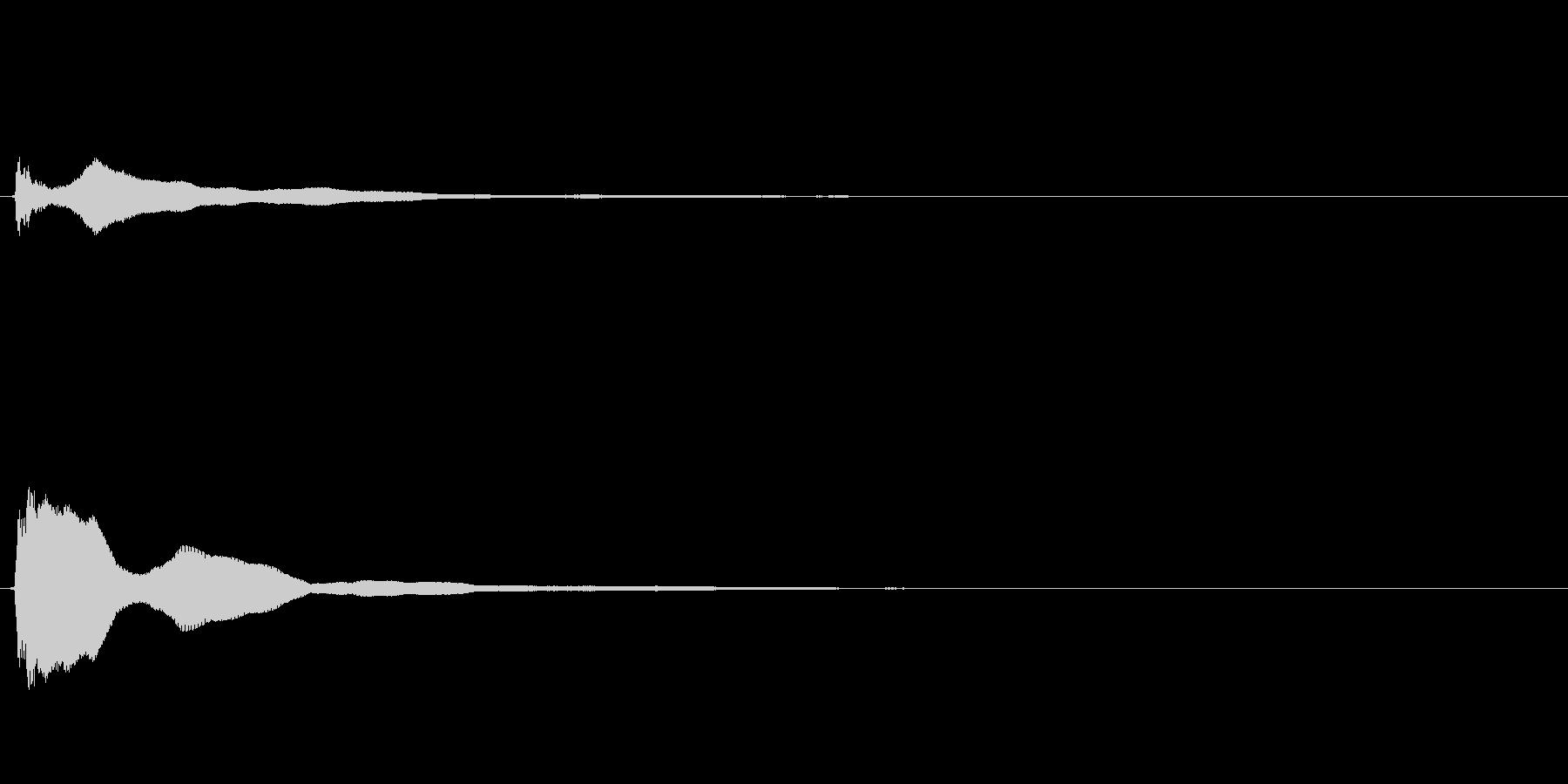 キラキラ系_057の未再生の波形