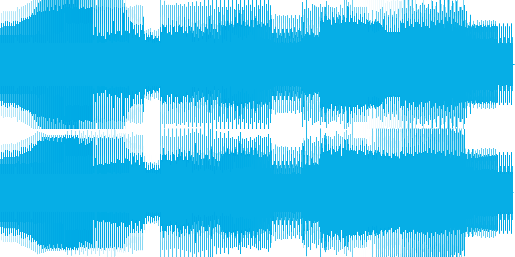 minimal hause 40 の再生済みの波形