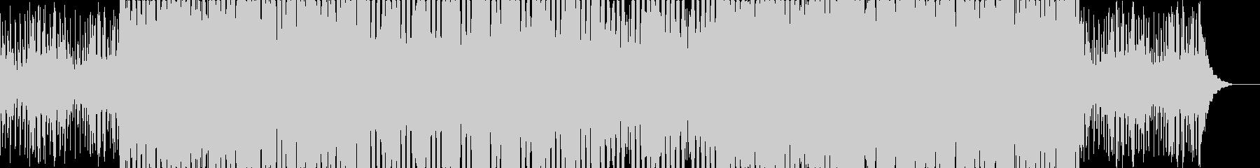 爽やかなイメージでプロモーション映像に。の未再生の波形