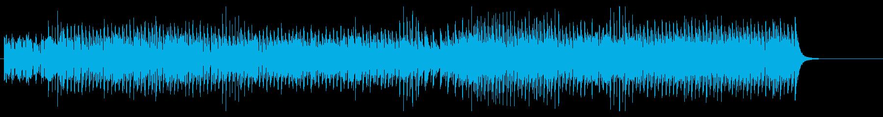 もろびとこぞりて テクノの再生済みの波形