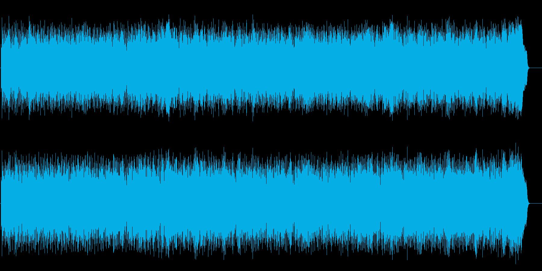 優しいライト・ポップス(フルサイズ)の再生済みの波形