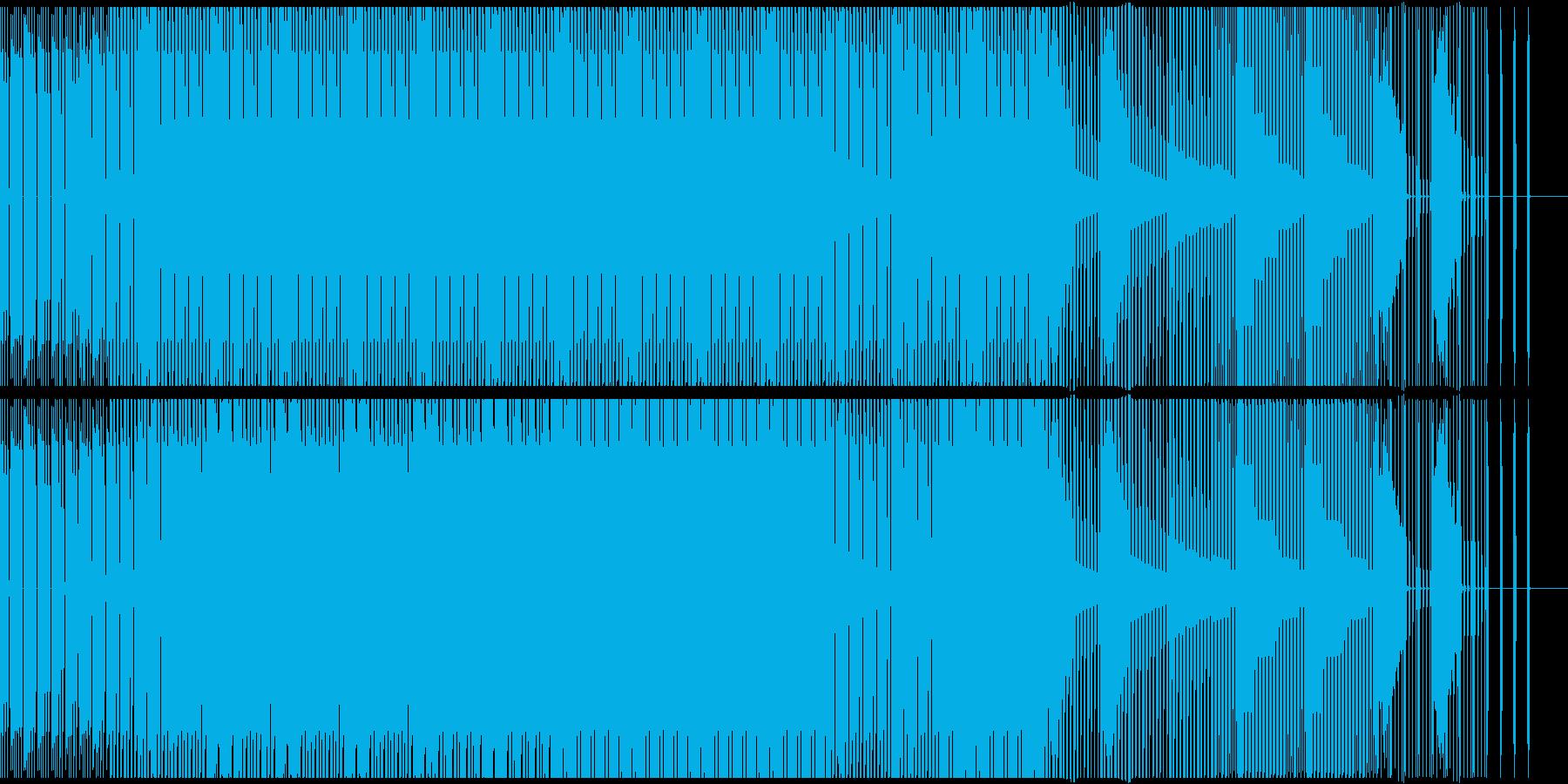 ボンゴの再生済みの波形