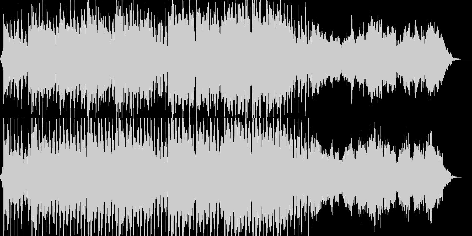 ヨーロッパ/ケルト風/壮大なオープニングの未再生の波形