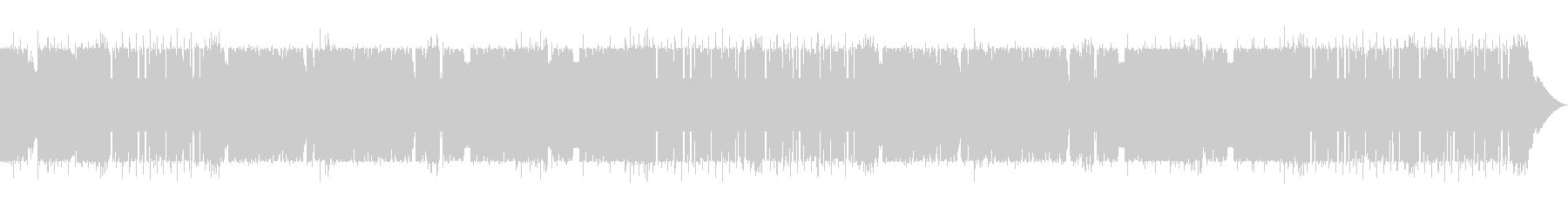 パッヘルベルのカノン(8bitピコピコ)の未再生の波形