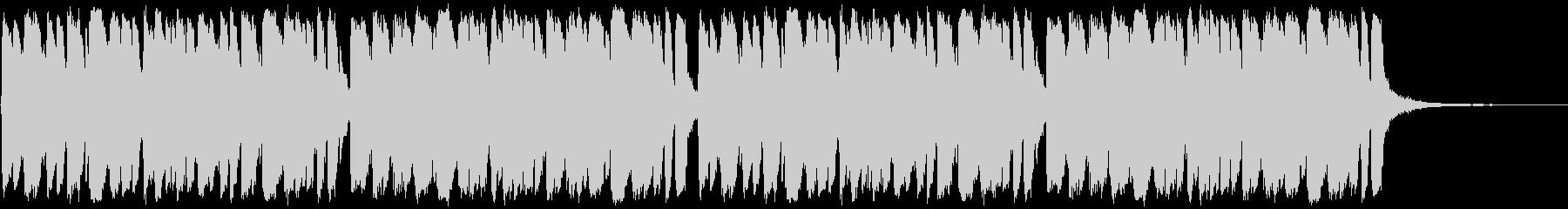 CM ホンキートンクピアノのカントリー2の未再生の波形