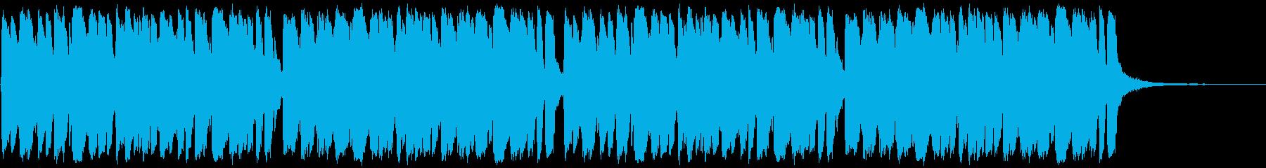 CM ホンキートンクピアノのカントリー2の再生済みの波形