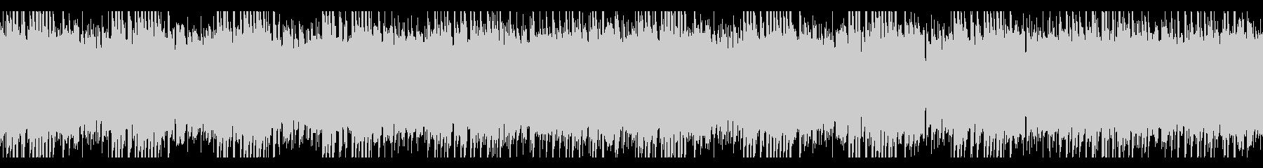 ピコピコゲーム アミューズメント8Bitの未再生の波形