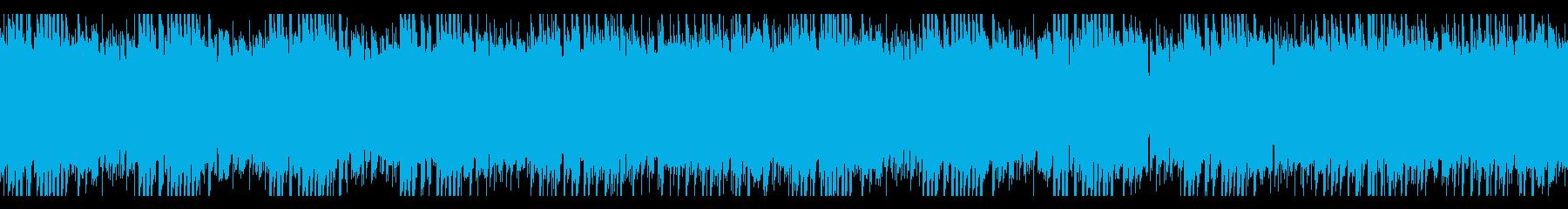 ピコピコゲーム アミューズメント8Bitの再生済みの波形