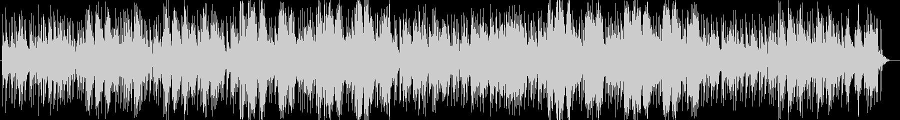 カントリー風ギターシンセサイザーサウンドの未再生の波形