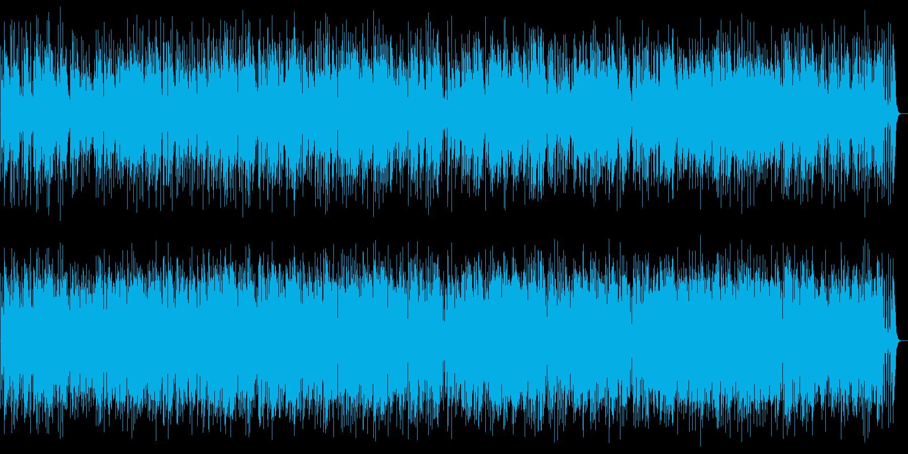 ノクターン変ホ長調「夜想曲第2番」の再生済みの波形