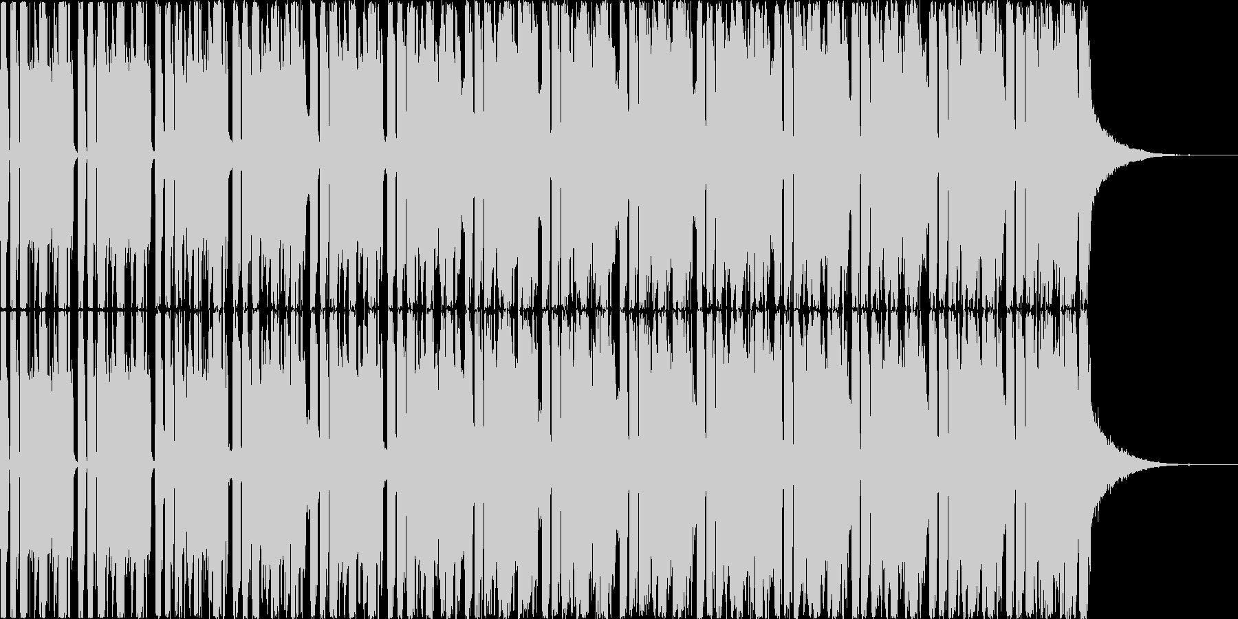 和楽器+ダンス要素の和洋折衷な楽曲です…の未再生の波形