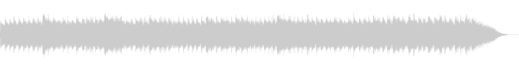 背景音(ホラー 2) の未再生の波形