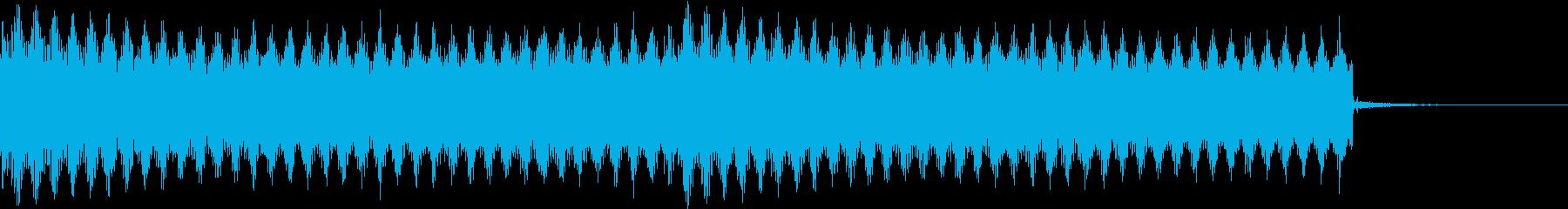 モノレール 電車 ゴーゴゴー!の再生済みの波形