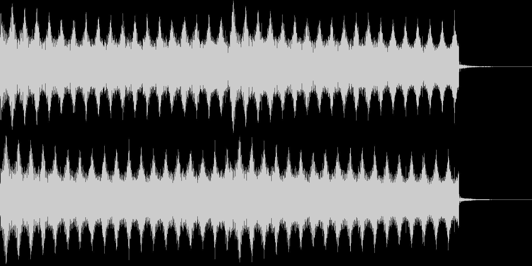 モノレール 電車 ゴーゴゴー!の未再生の波形