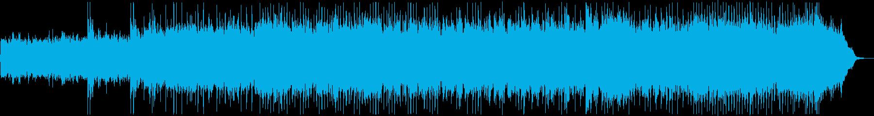 ヘビーメタル バトルフィールドBGMの再生済みの波形