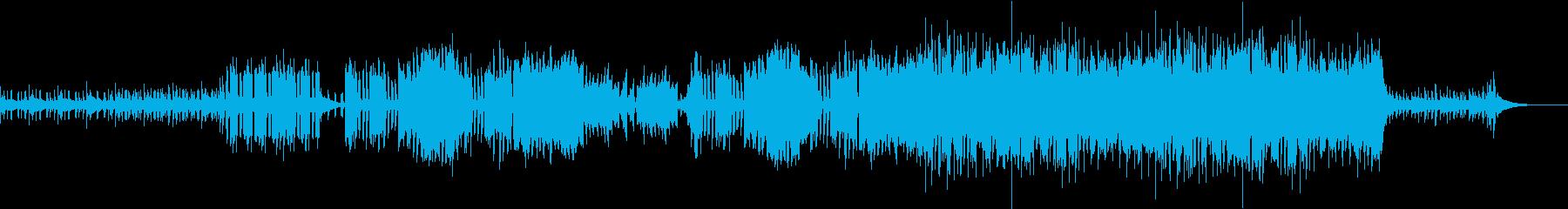 企業/商品紹介BGM②スマートで明るいの再生済みの波形