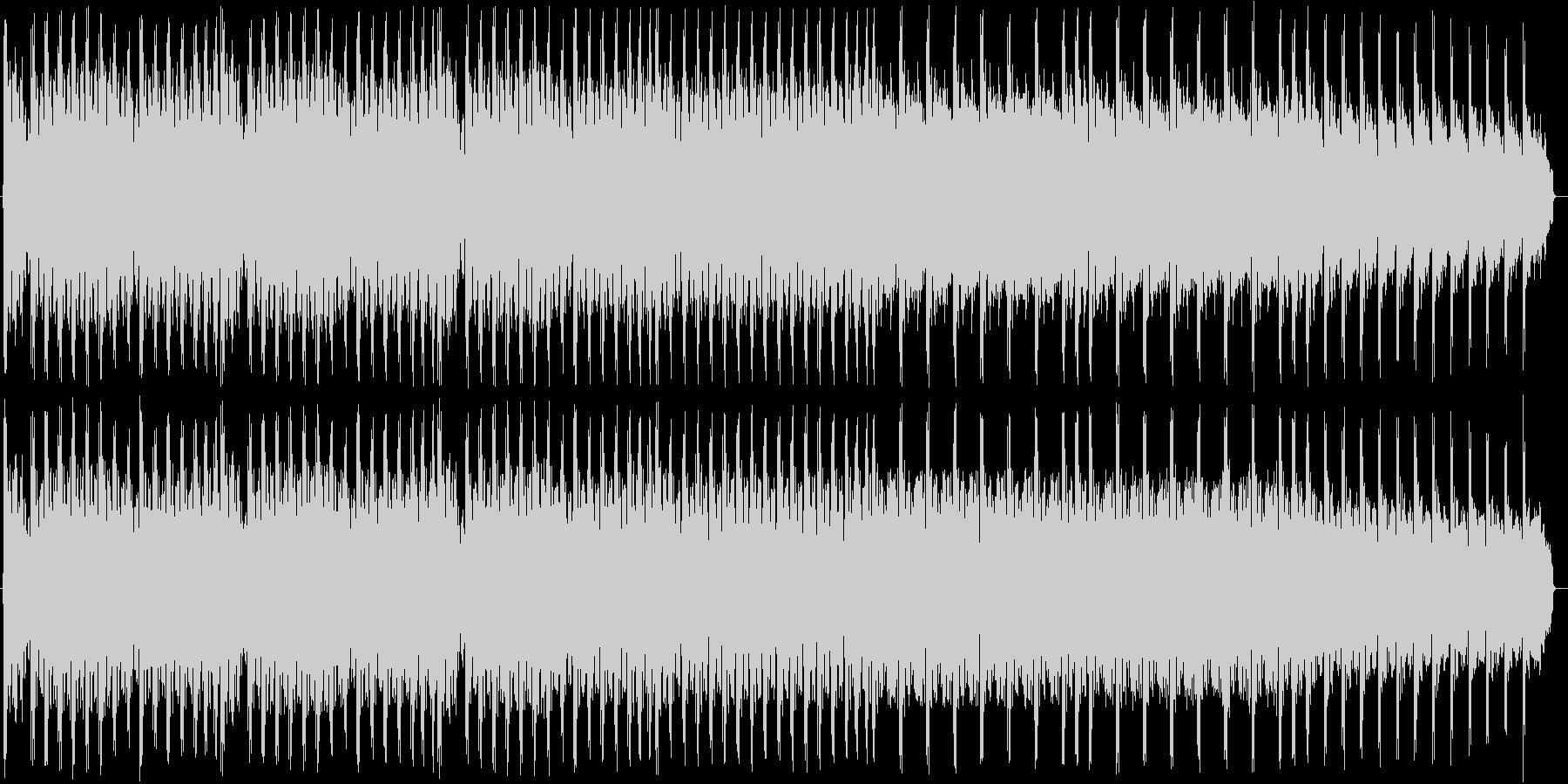 【ド派手なEDMビッグドラムロール】の未再生の波形
