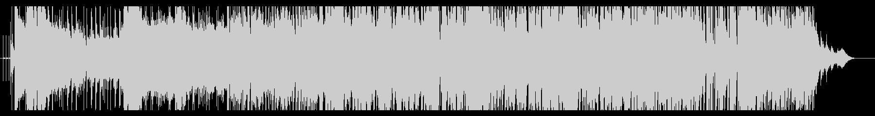 電波系の明るいPopsの未再生の波形