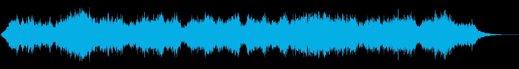 木管アンサンブルによるポップスの再生済みの波形