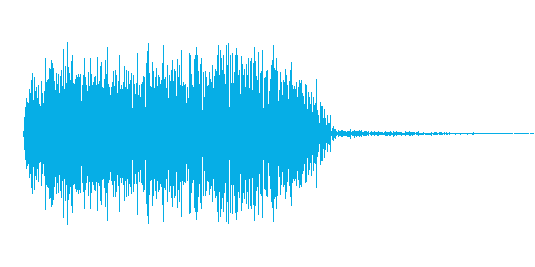 ズバァッ(斬撃、剣、ダメージ)の再生済みの波形