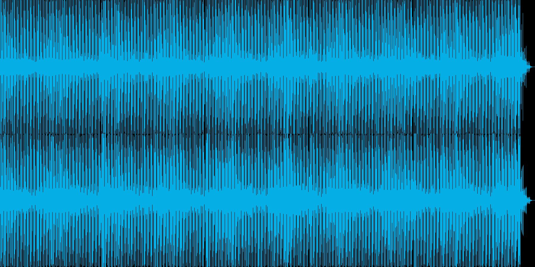 Beautiful DeepDubHopの再生済みの波形