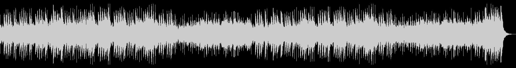 ダーク、ホラー向けハープとストリングスの未再生の波形