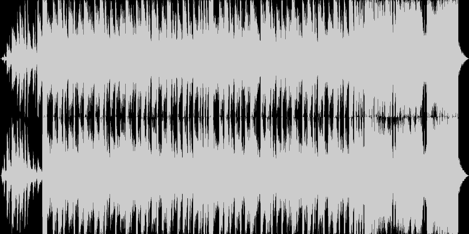 疾走感のある15秒シングルの未再生の波形
