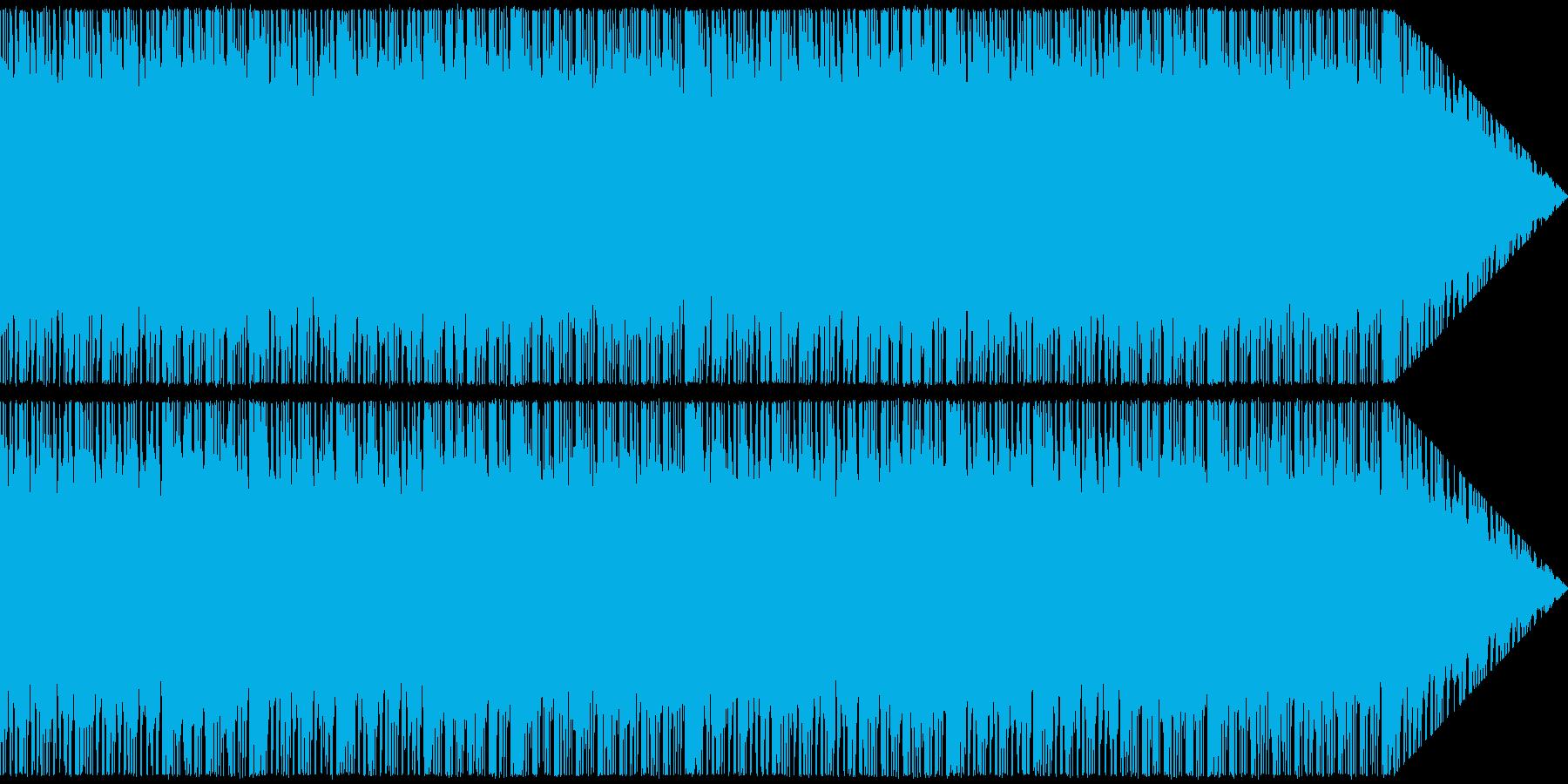 【ゴシックメタル】オルガンメタル戦闘向けの再生済みの波形